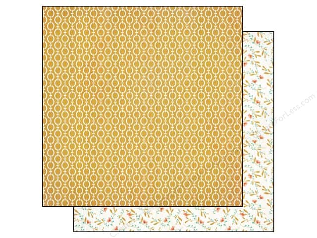 BasicGrey 12 x 12 in. Paper Adrift Starboard (25 sheets)