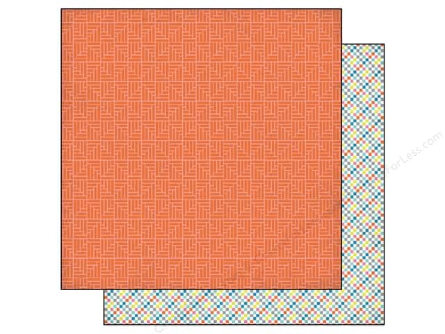 BasicGrey 12 x 12 in. Paper Prism Weave (25 sheets)