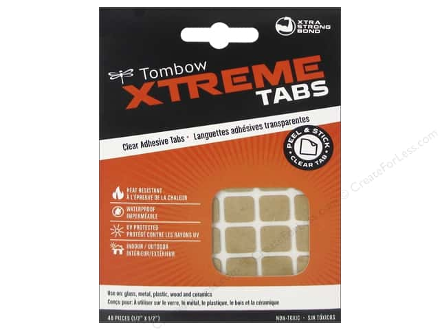 Tombow Adhesive Xtreme Tough Tabs