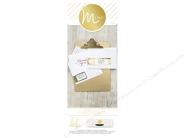 Heidi Swapp Minc Envelope Labels 4 pc.