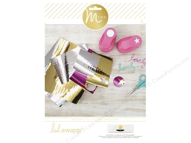 Heidi Swapp Minc Toner Sheets 6 pc.