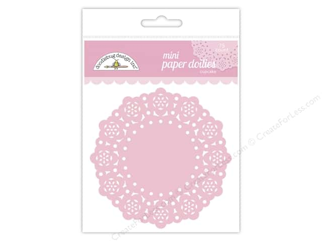 Doodlebug Doilies 75 pc. Mini Cupcake