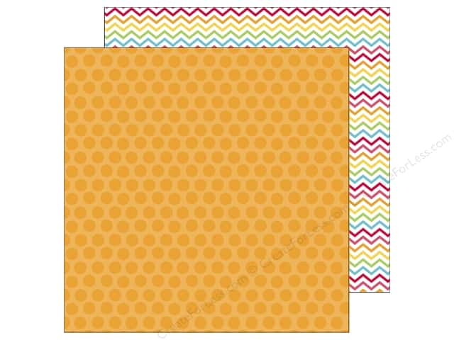 Doodlebug 12 x 12 in. Paper Sunkissed Hello Sunshine (25 sheets)