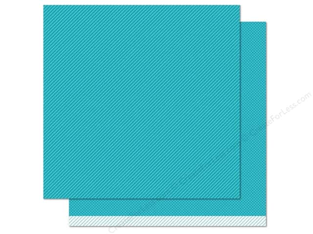 Lawn Fawn 12 x 12 in. Paper Beachside Tropical Waters (12 sheets)