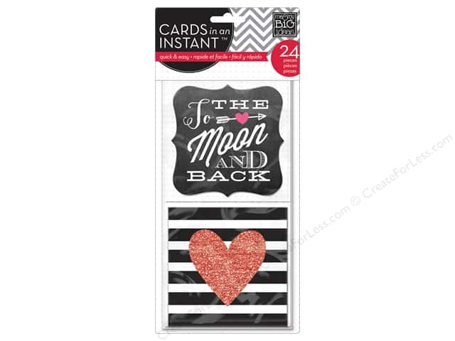 MAMBI Cards In An Instant To The Moon And Back