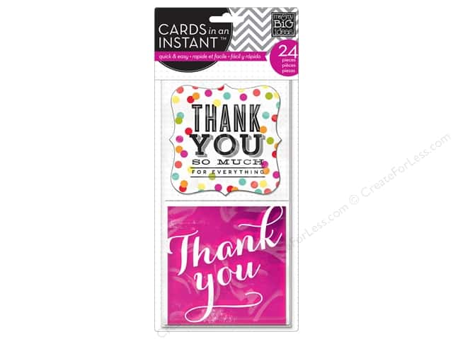 MAMBI Cards In An Instant Thank You So Very Much