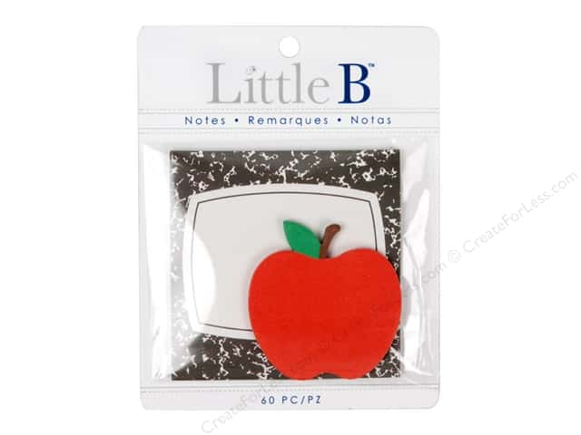 Little B Paper Adhesive Notes School