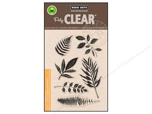 Hero Arts Poly Clear Stamps Your Own Plant