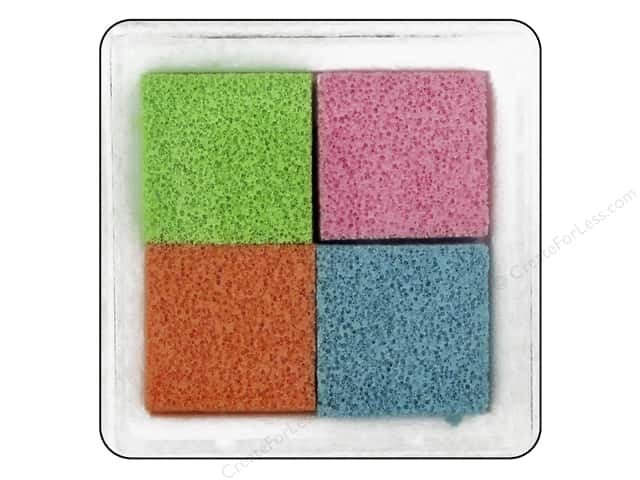 Hero Arts Ink Pad 4 Color Cube Spring