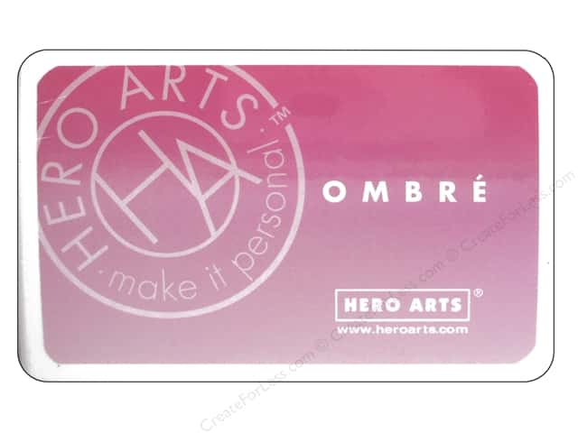 Hero Arts Ink Pad Ombre Pink/Red