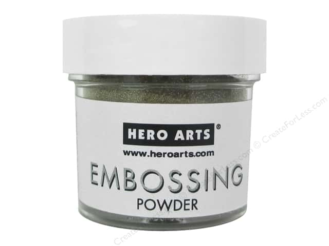 Hero Arts Accessories Embossing Powder Gold 1oz