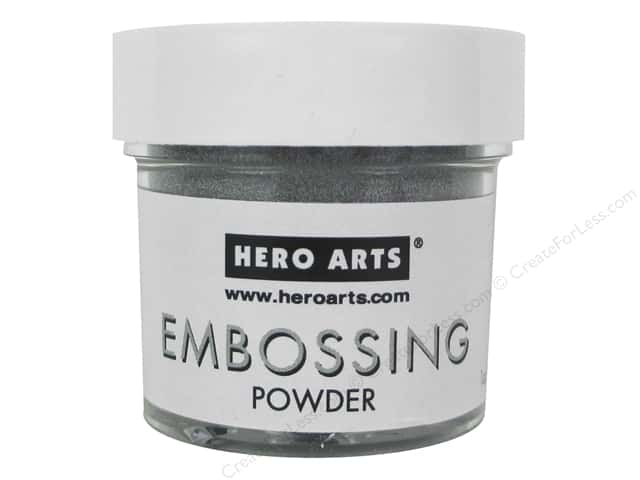 Hero Arts Accessories Embossing Powder Silver 1oz