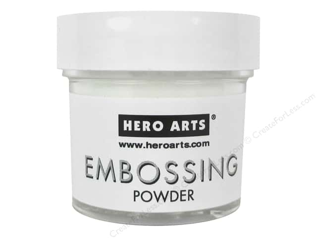 Hero Arts Accessories Embossing Powder Clear