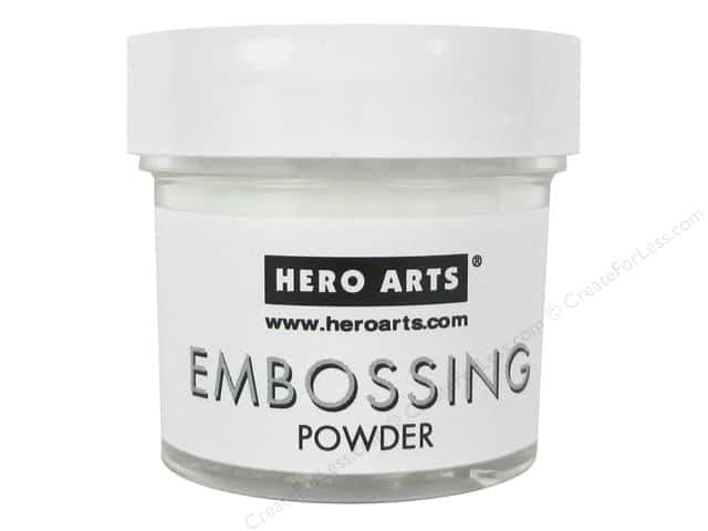 Hero Arts Accessories Embossing Powder Sparkle 1oz