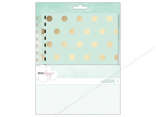 American Crafts Journal 5 x 7 in. Dear Lizzy Fine & Dandy