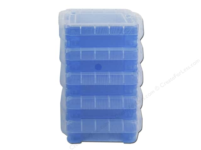 Storage Studios Super Stacker Bitty Box 5 pc. Blue
