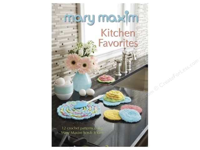 Mary Maxim Kitchen Favorites Book