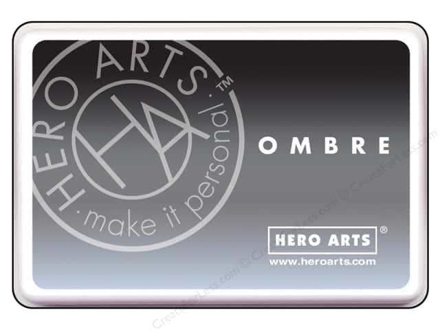 Hero Arts Ink Pad Ombre Grey/Black