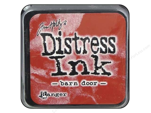 Tim Holtz Distress Mini Ink Pad by Ranger Barn Door