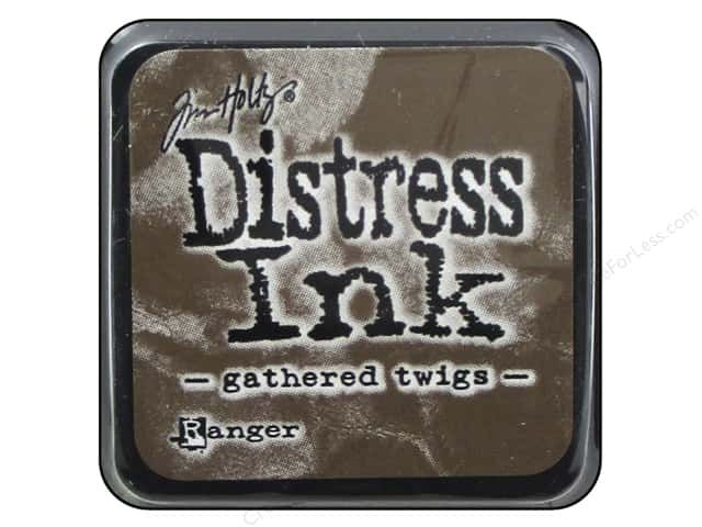 Tim Holtz Distress Mini Ink Pad by Ranger Gathered Twigs