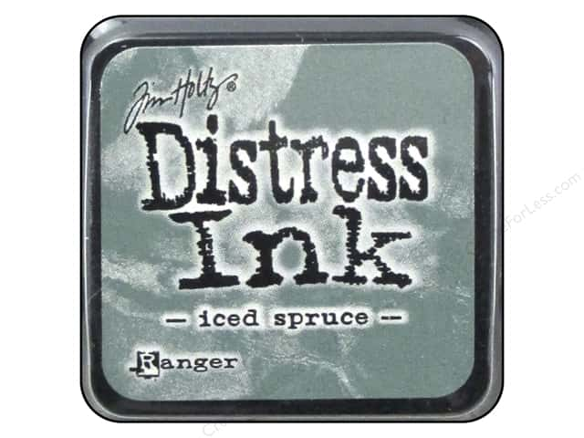 Ranger Tim Holtz Distress Mini Ink Pad Iced Spruce