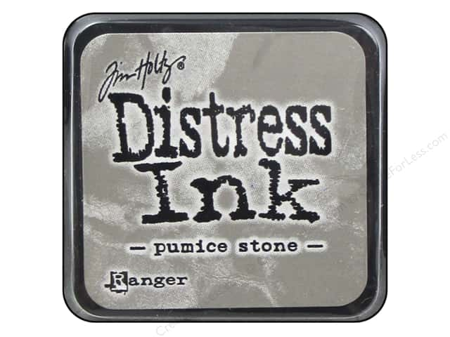 Tim Holtz Distress Mini Ink Pad by Ranger Pumice Stone
