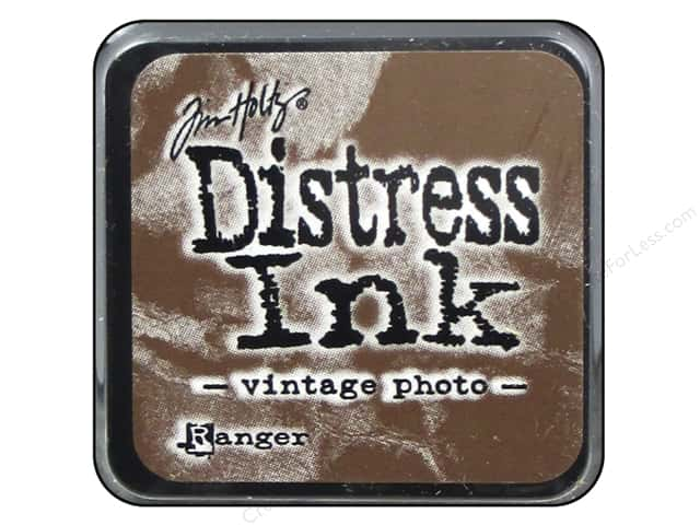 Tim Holtz Distress Mini Ink Pad by Ranger Vintage Photo