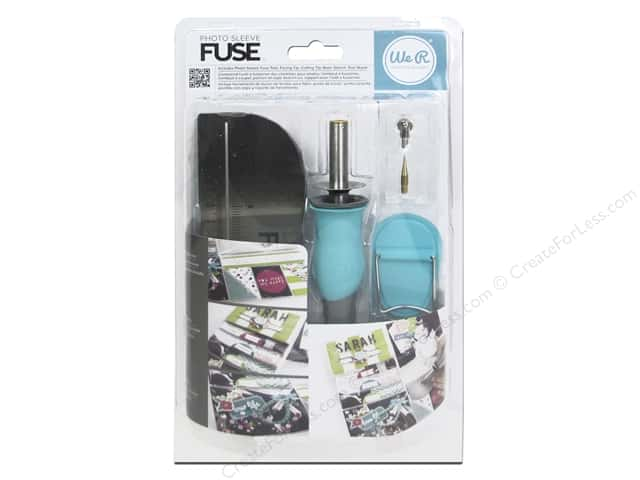 We R Memory Keepers Photo Sleeve Fuse Tool