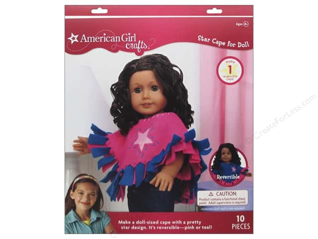 American Girl Kit Fashion Poncho