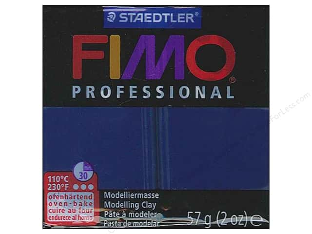 Fimo Professional Clay 2 oz. Marine Blue