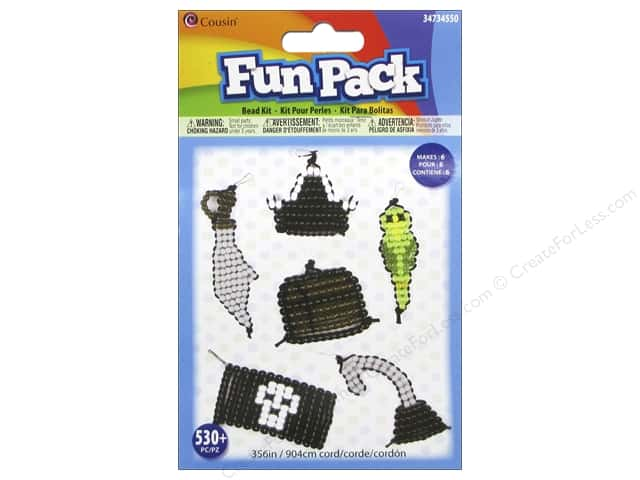 Cousin Fun Pack Kit Pirate Buddy