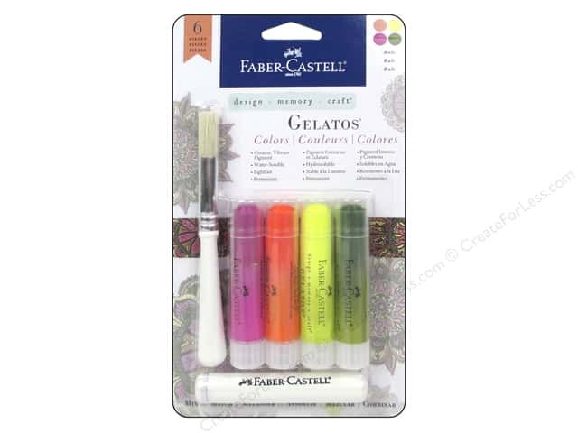 FaberCastell Gelatos Set Bali