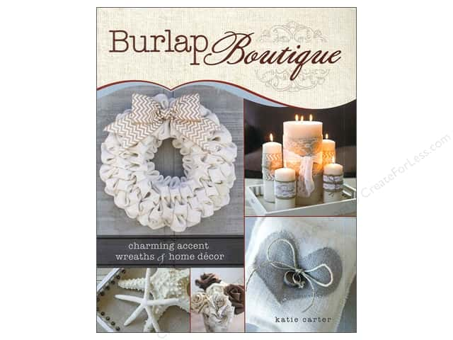 Fons & Porter's Burlap Boutique Book