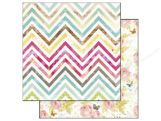Webster's Pages 12 x 12 in. Paper Nest My Style (25 sheets)