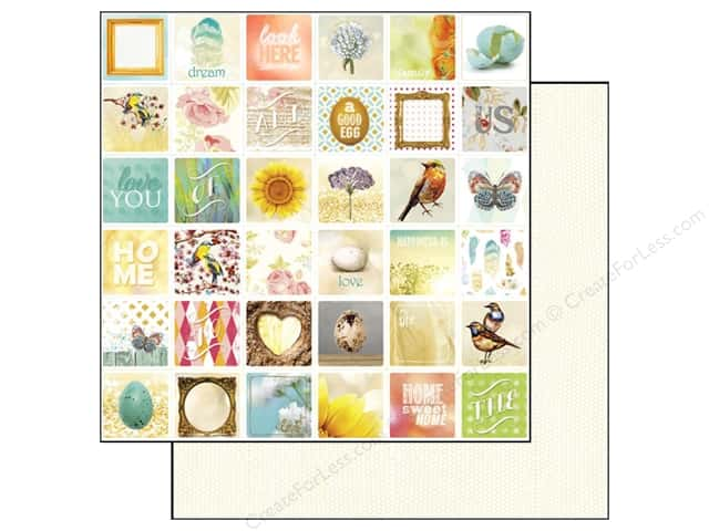 Webster's Pages 12 x 12 in. Paper Nest Special Places (25 sheets)