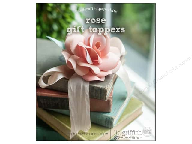 Webster's Pages Nest Collection Homecrafted Kit Rose