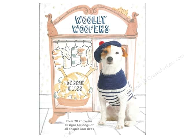 Lark Woolly Woofers Book