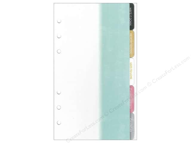 Webster's Pages Color Crush Divider Dip Dye
