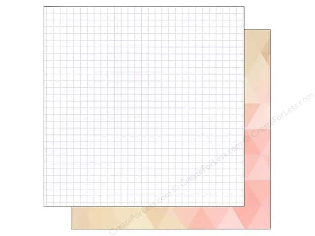 Webster's Pages 12 x 12 in. Paper Megan Hoeppner These Are The Days Grid (25 sheets)
