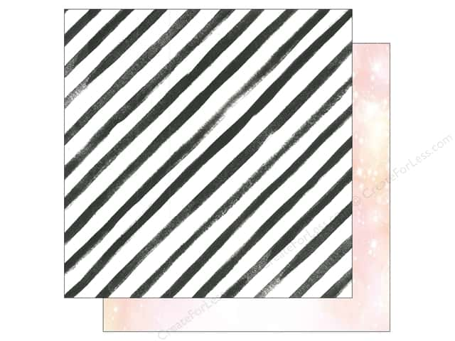Webster's Pages 12 x 12 in. Paper Megan Hoeppner These Are The Days Lines (25 sheets)