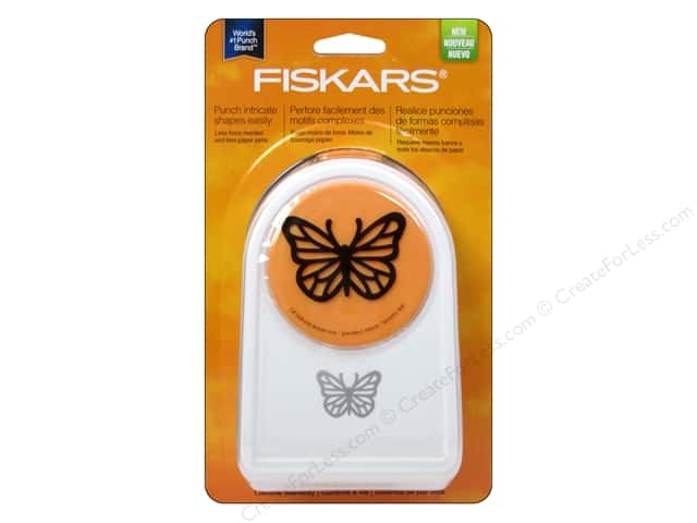 Fiskars Punch Intricate Shape Fancy Flier