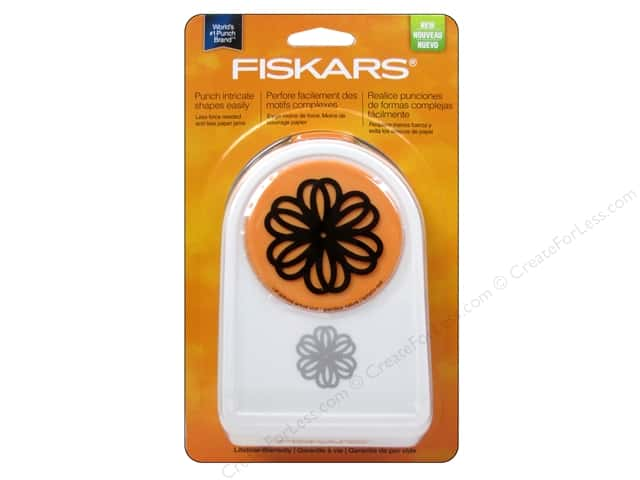 Fiskars Punch Intricate Shape Neutron Dance