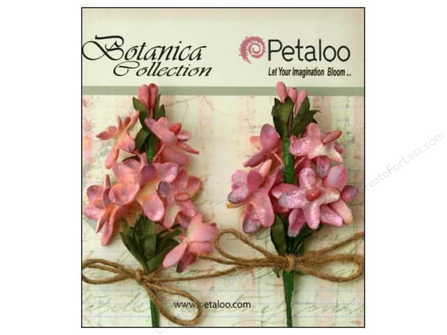 Petaloo Botanica Collection Velvet Lilacs Mauve