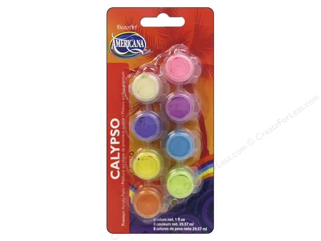 DecoArt Paint Pot Calypso