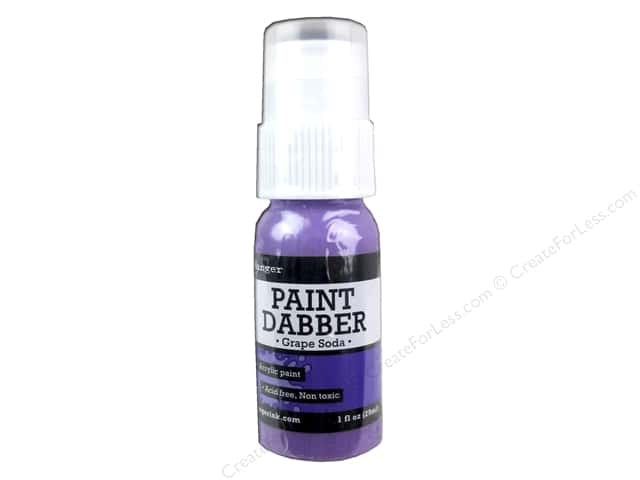 Ranger Acrylic Paint Dabbers 1 oz. Grape Soda