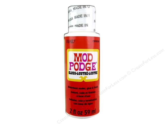 Plaid Mod Podge Gloss 2oz