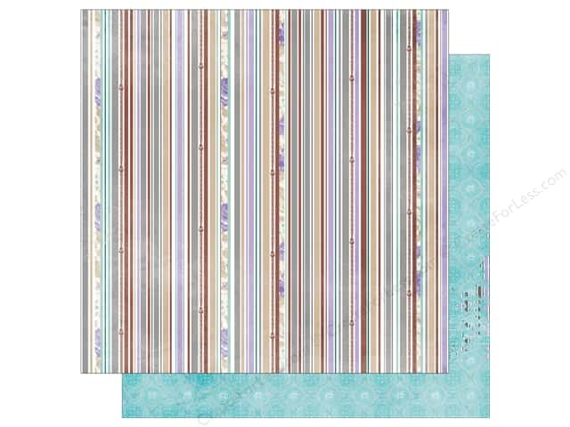 Bo Bunny 12 x 12 in. Paper Penny Emporium Collection Mercantile (25 sheets)