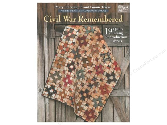 That Patchwork Place Civil War Remembered Book