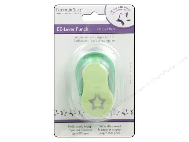 Multicraft Punch EZ Lever Star