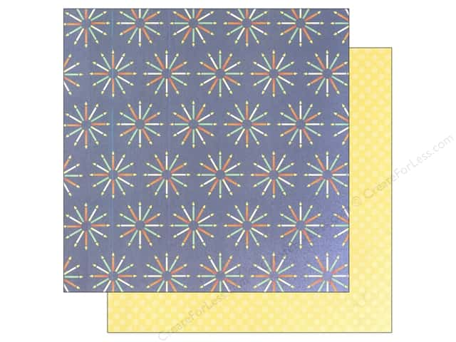 "We R Memory Keepers Cakes & Candles Paper 12""x 12"" Candles (12 sheets)"
